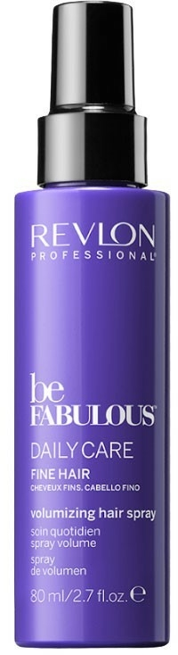 Volumenspray für feines Haar - Revlon Professional Be Fabulous Daily Care Fine Hair Volumizing Hair Spray — Bild N1