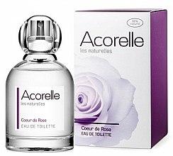Düfte, Parfümerie und Kosmetik Acorelle Coeur de Rose - Eau de Toilette