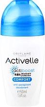 Düfte, Parfümerie und Kosmetik Deo Roll-on Antitranspirant - Oriflame Activelle Comfort Anti-Perspirant Deodorant