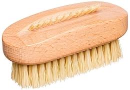 Düfte, Parfümerie und Kosmetik Kaktusfaser Hand- und Nagelbürste beige - Miamed