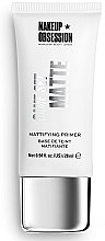Düfte, Parfümerie und Kosmetik Mattierende Make-up Base - Makeup Obsession Game Set Matte Mattifing Primer
