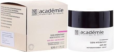 Feuchtigkeitsspendende Anti-Aging Gesichtcreme - Academie Age Recovery Hydrating Treatment — Bild N1