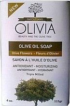 Düfte, Parfümerie und Kosmetik Flüssige Handseife mit Olivenöl - Olivia Beauty & The Olive Tree Olive Oil Soap Olive Flowers