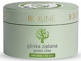 Düfte, Parfümerie und Kosmetik Grüne Tonerde für Gesicht und Körper - Bioline Green Clay