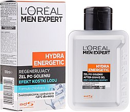 Düfte, Parfümerie und Kosmetik After Shave Gel - L'Oreal Paris Men Expert