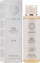 Düfte, Parfümerie und Kosmetik Beruhigendes, regenerierendes und heilendes Gesichtsgel mit Aloe Vera - Karicia Aloe Balm Gel