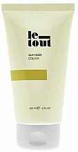 Düfte, Parfümerie und Kosmetik Feuchtigkeitsspendende, pflegende und seidige Körpercreme mit Kollagen und Mandelöl - Le Tout Silky Body Cream