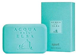 Düfte, Parfümerie und Kosmetik Acqua Dell Elba Sport - Feuchtigkeitsspendende Seife Sport