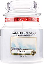 Duftkerze im Glas Sea Air - Yankee Candle Sea Air Jar — Bild N1