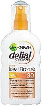 Düfte, Parfümerie und Kosmetik Bräunungsspray SPF 30 - Garnier Ambre Solaire Ideal Bronze Spray SPF30