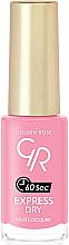 Düfte, Parfümerie und Kosmetik Nagellack - Golden Rose Express Dry 60 Sec