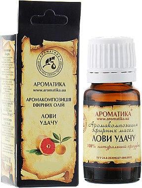 """Aromakomposition aus ätherischen Ölen """"Viel Glück"""" - Aromatika — Bild N1"""