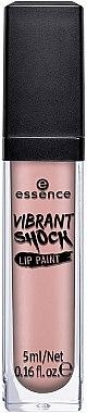 Lipgloss - Essence Vibrant Shock Lip Paint — Bild N1