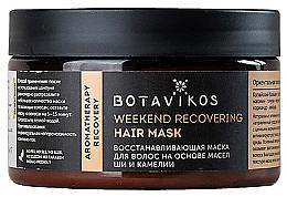 Düfte, Parfümerie und Kosmetik Regenerierende Haarmaske - Botavikos Recovery Hair Cream-Mask