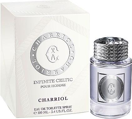 Charriol Infinite Celtic Pour Homme - Eau de Toilette — Bild N1