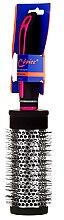 Rundbürste Neon 47 mm 63725 schwarz-rosa - Top Choice — Bild N2