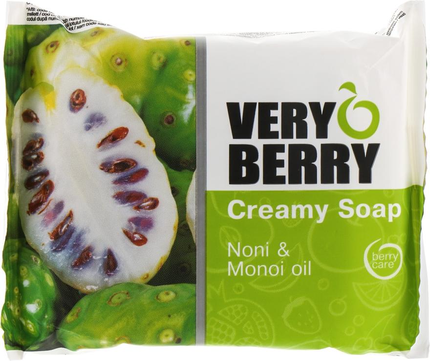 Cremeseife mit Noni und Monoi Öl - Very Berry Noni & Monoi Oil — Bild N1