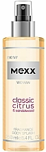 Düfte, Parfümerie und Kosmetik Mexx Woman Classic Citrus & Sandalwood Body Splash - Körperspray