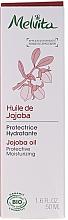 Düfte, Parfümerie und Kosmetik Feuchtigkeitsspendendes Jojobaöl für das Gesicht - Melvita Huiles De Beaute Jojoba Oil
