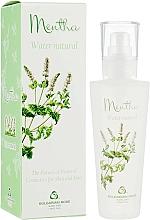 Düfte, Parfümerie und Kosmetik Minzehydrolat-Spray für Haut und Haar - Bulgarian Rose Aromatherapy Hydrolate Mint Spray