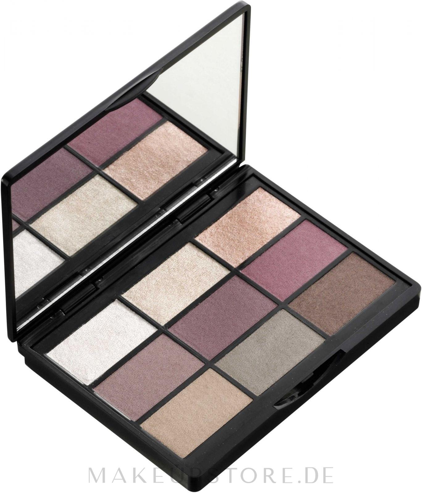 Lidschattenpalette - Gosh 9 Shades Eye Palette — Bild 001 - To Enjoy In New York