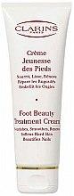 Düfte, Parfümerie und Kosmetik Intensive pflegende Fußcreme - Clarins Foot Beauty Treatment Cream
