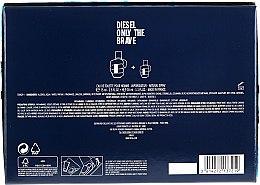 Diesel Only The Brave - Duftset (Eau de Toilette 75ml + Eau de Toilette 35ml) — Bild N2