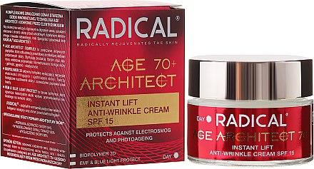Straffende Anti-Falten Gesichtscrme 70+ - Farmona Radical Age Architect Cream 70+ SPF 15 — Bild N2