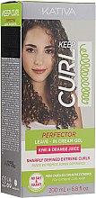 Düfte, Parfümerie und Kosmetik Creme-Gel für lockiges Haar - Kativa Keep Curl Superfruit Active