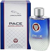 Düfte, Parfümerie und Kosmetik Jaguar Pace Accelerate - Eau de Toilette