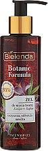 Düfte, Parfümerie und Kosmetik Gesichtsreinigungsgel - Bielenda Botanic Formula Hemp Oil + Saffron Moisturizing Face Wash Gel