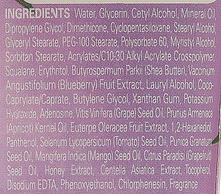 Feuchtigkeitsspendende Handcreme mit Acai-Beeren - Frudia My Orchard Acai Berry Hand Cream — Bild N2