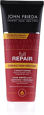 Regenerierender Haarconditioner - John Frieda Full Repair Strengthen & Restore Conditioner — Bild N1