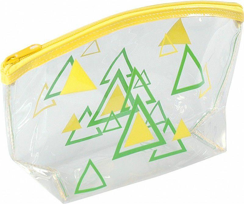 Kosmetiktasche 93517 gelb - Top Choice Triangles