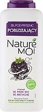 Düfte, Parfümerie und Kosmetik Erfrischendes Duschgel mit Brombeerextrakt - Nature Moi Shower Gel