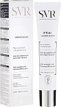Düfte, Parfümerie und Kosmetik Intensiv glättende Gesichtscreme mit Lifting-Effekt - SVR Liftiane Creme Riche