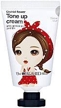 Düfte, Parfümerie und Kosmetik Getönte Creme mit Extrakt aus Orchidee - The Orchid Skin Orchid Flower Tone Up Cream