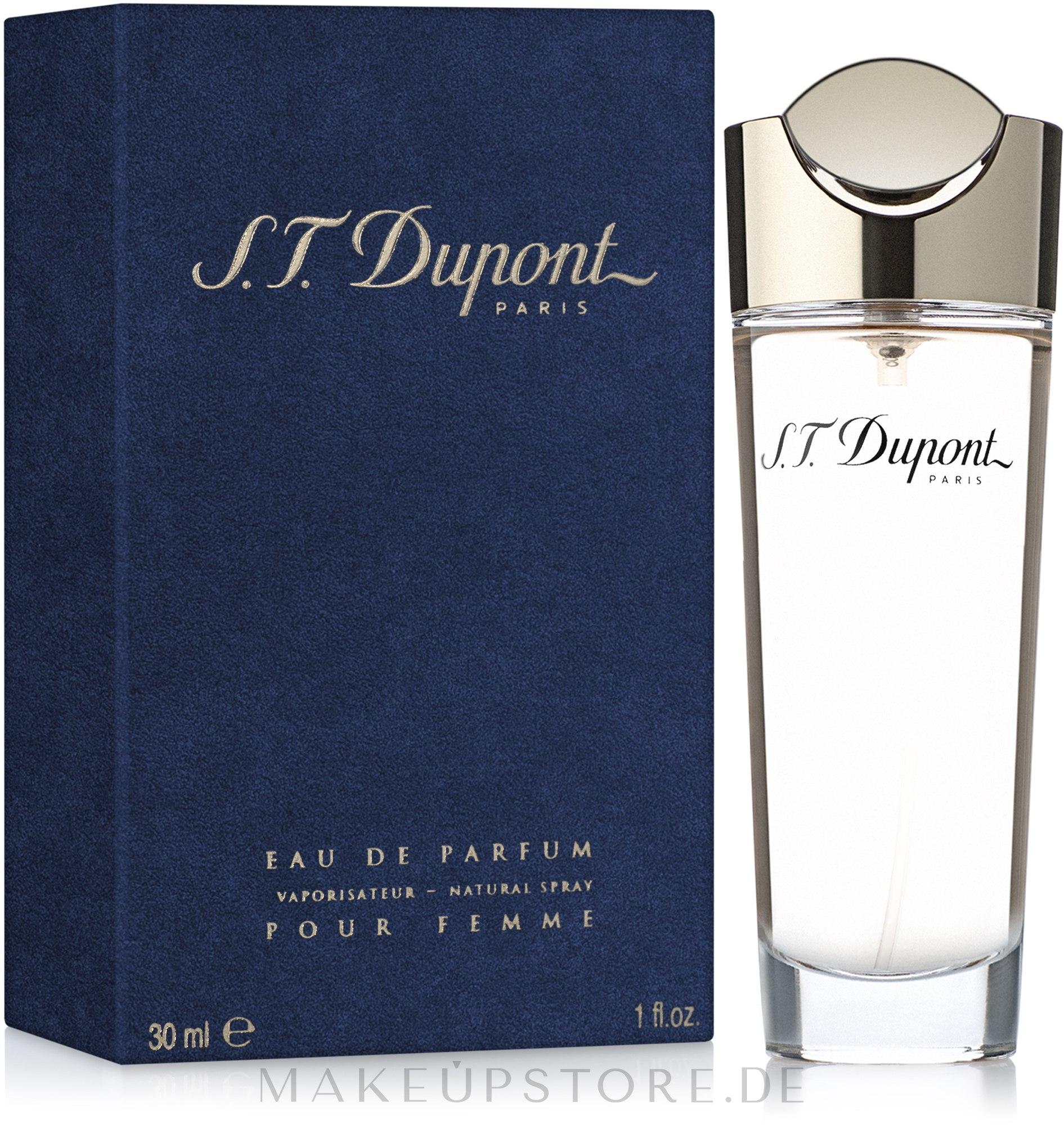 S.T. Dupont Pour Femme - Eau de Parfum — Bild 30 ml