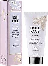 Düfte, Parfümerie und Kosmetik Mineralmaske für das Gesicht mit Kaolin, Weidenrinde und Hyaluronsäure - Doll Face Pore Perfecting Mineral Mask