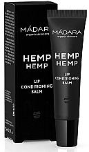 Düfte, Parfümerie und Kosmetik Lippenbalsam mit Hanföl - Madara Cosmetics Hemp Hemp Lip Balm