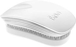 Düfte, Parfümerie und Kosmetik Haarbürste - Ikoo Pocket White Brush