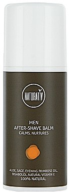 After Shave Balsam - Naturativ After-Shave Balm For Men — Bild N1
