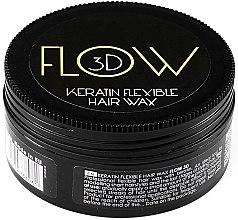 Düfte, Parfümerie und Kosmetik Elastisches Haarwachs mit Keratin - Stapiz Flow 3D Keratin Flexible Hair Wax