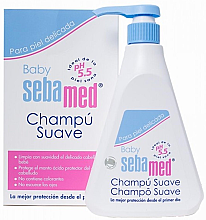 Düfte, Parfümerie und Kosmetik Haarshampoo für Babys - Sebamed Baby Champu Suave
