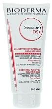 Düfte, Parfümerie und Kosmetik Klärendes und beruhigendes Körper- und Gesichtsreinigungsgel gegen Rötungen und Juckereiz für empfindliche, fettige und Mischhaut - Bioderma Sensibio DS+ Soothing Purifying Cleansing Gel