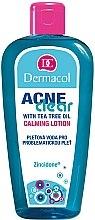 Düfte, Parfümerie und Kosmetik Beruhigende Reinigungslotion für Problemhaut - Dermacol AcneClear Calming Lotion