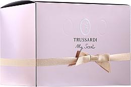 Düfte, Parfümerie und Kosmetik Trussardi My Scent - Duftset (edt/50ml + b/lot/100ml + edt/1.5ml + bag)