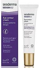 Düfte, Parfümerie und Kosmetik Augenkonturcreme - SesDerma Laboratories Sesgen 32 Eye Contour Cream