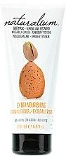 Düfte, Parfümerie und Kosmetik Extra pflegende Haarmaske mit Mandel und Pistazie - Naturalium Hair Mask Almond And Pistachio