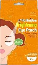 Düfte, Parfümerie und Kosmetik Aufhellende Augenpatches - Cettua Halfmoon Brightening Eye Patch
